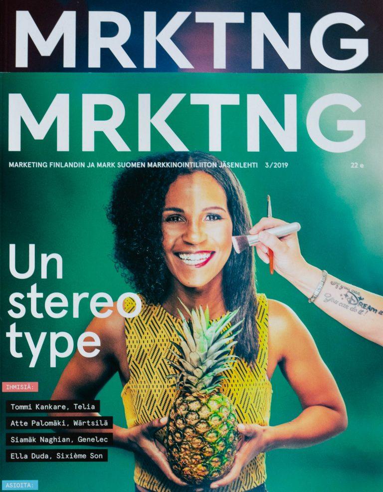 MRKTNG-lehden vuosikerta (4 numeroa)