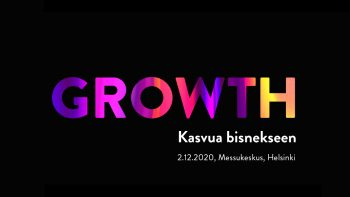 Uusi markkinoinnin kasvutapahtuma GROWTH