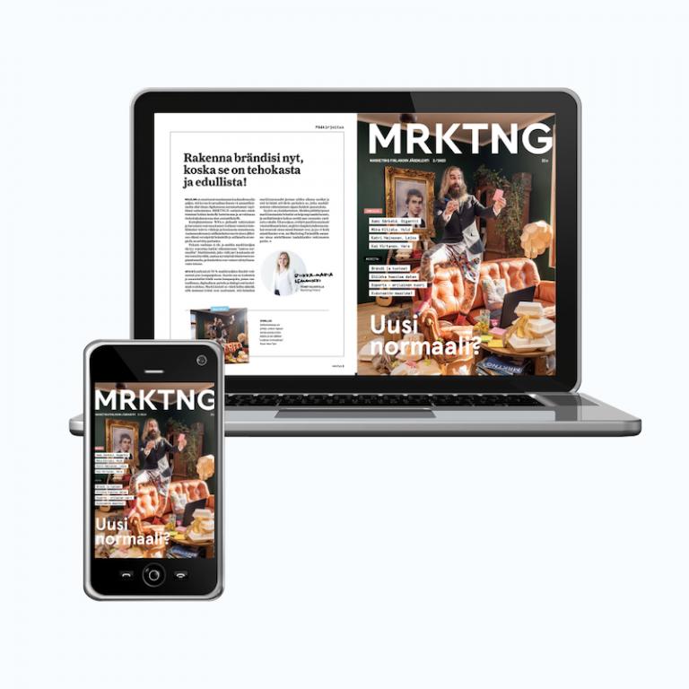 MRKTNG-Digilehden vuosikerta (4 numeroa)