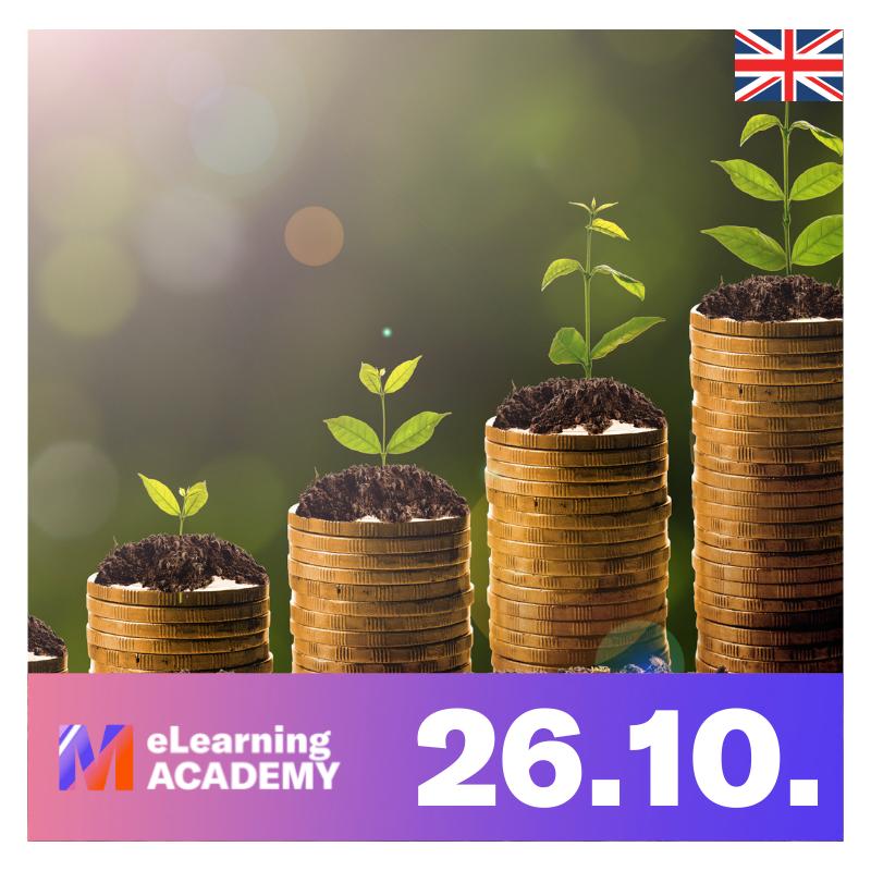 Jäsenille maksuton: 26.10.2021 The future of growth