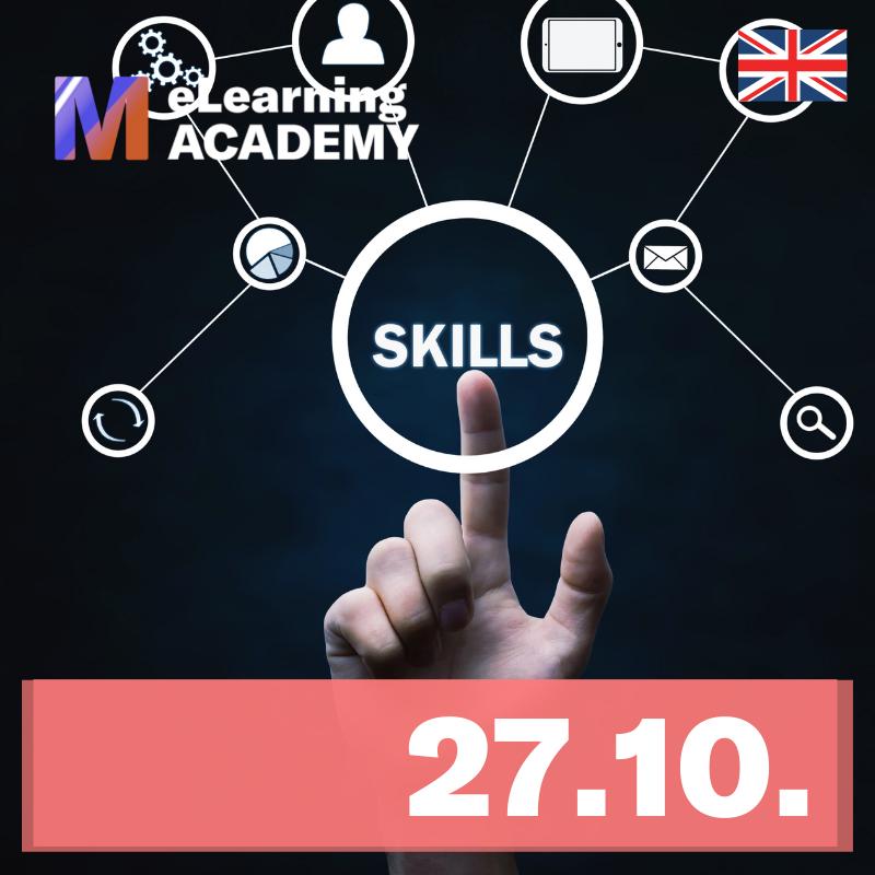 Jäsenille maksuton: 27.10.2021 Skills of the future
