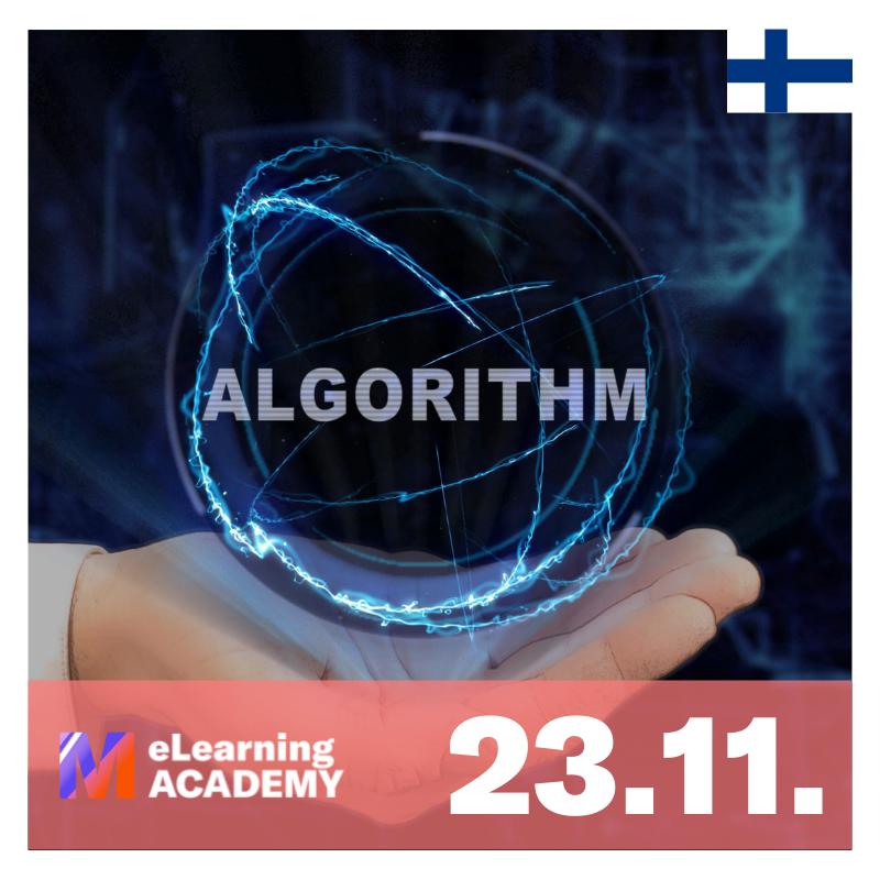 23.11.2021 Toimivat sisällöt ja algoritmit somessa